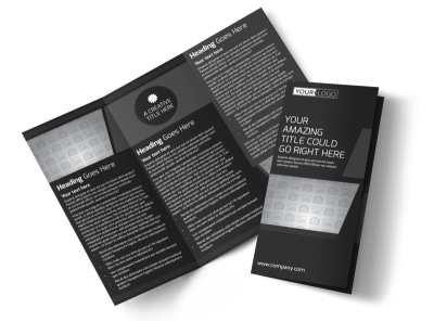Generic Tri-Fold Brochure Template 11230 preview