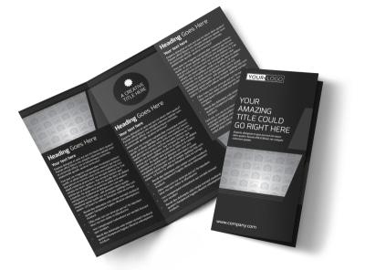 Generic Tri-Fold Brochure Template 11230