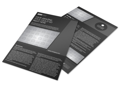 Generic Flyer Template 11234 preview