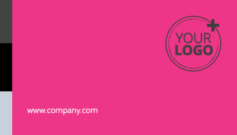 The Beauty Parlour Business Card Template Preview 3