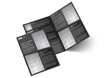 Generic Bi-Fold Brochure Template 11237