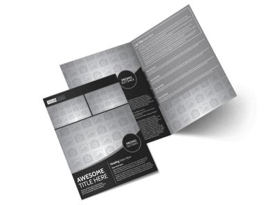 Generic Bi-Fold Brochure Template 11255