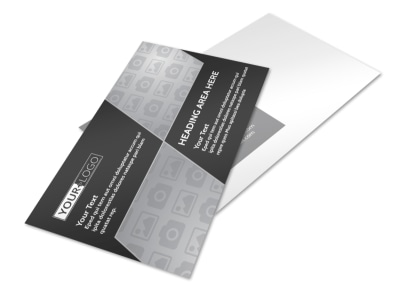 Generic Postcard Template 11256 preview