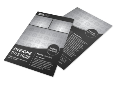 Generic Flyer Template 11257 preview