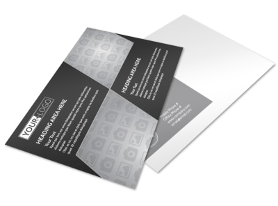 Generic Postcard Template 11258 preview