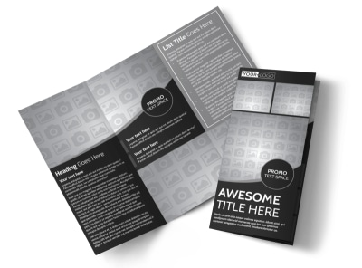 Generic Tri-Fold Brochure Template 11261 preview