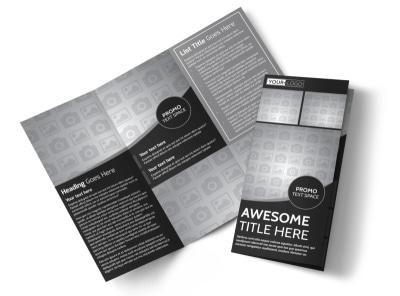 Generic Tri-Fold Brochure Template 11261