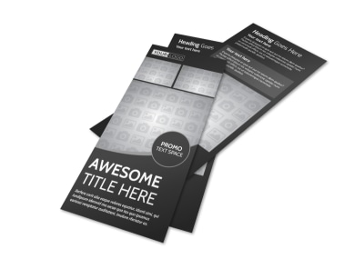 Generic Flyer Template 11262 preview