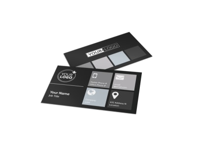 Generic Business Card Template 11263 preview