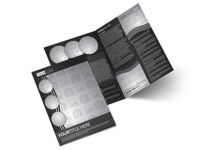 Generic Bi-Fold Brochure Template 11264