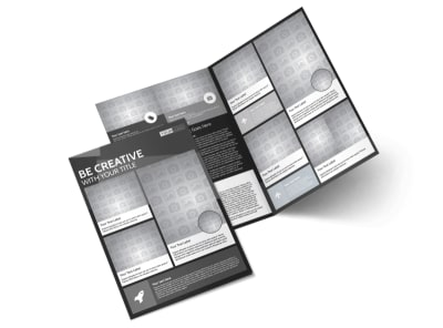 Generic Bi-Fold Brochure Template 11273 preview