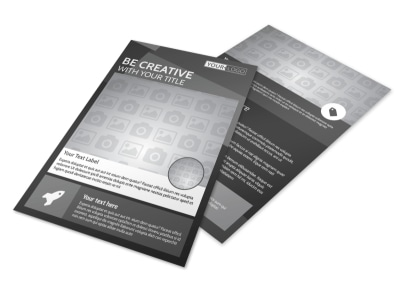 Generic Flyer Template 11275 preview