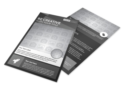 Generic Flyer Template 11275