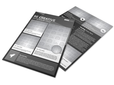 Generic Flyer Template 11278 preview