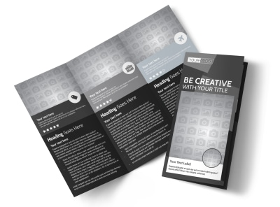 Generic Tri-Fold Brochure Template 11279 preview