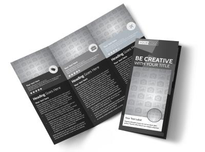 Generic Tri-Fold Brochure Template 11279