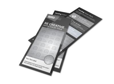 Generic Flyer Template 11280