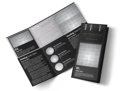 Generic Tri-Fold Brochure Template 11288