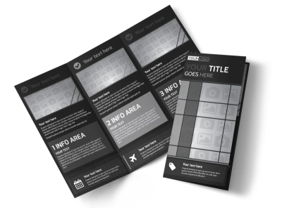 Generic Tri-Fold Brochure Template 11297 preview