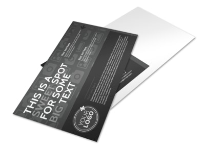 Generic Postcard Template 11303 preview