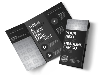 Generic Tri-Fold Brochure Template 11306 preview