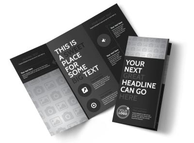 Generic Tri-Fold Brochure Template 11306 preview