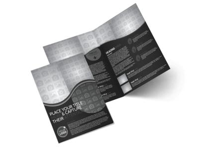 Generic Bi-Fold Brochure Template 11309