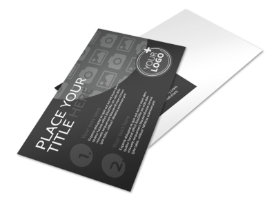 Generic Postcard Template 11310 preview
