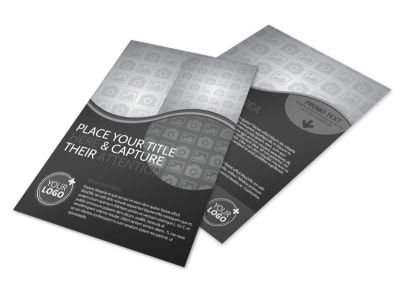 Generic Flyer Template 11311 preview