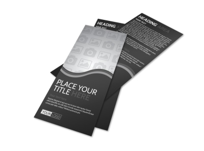 Generic Flyer Template 11316 preview