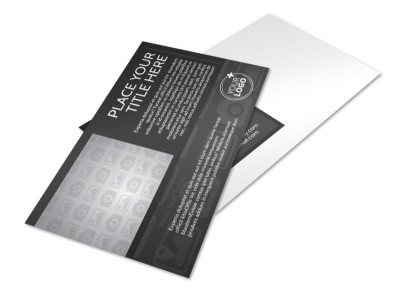 Generic Postcard Template 11319 preview