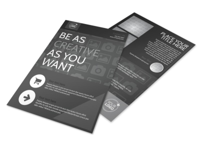 Generic Flyer Template 11320 preview