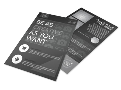 Generic Flyer Template 11320