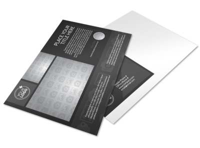 Generic Postcard Template 11321 preview