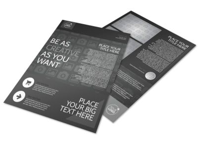 Generic Flyer Template 11323