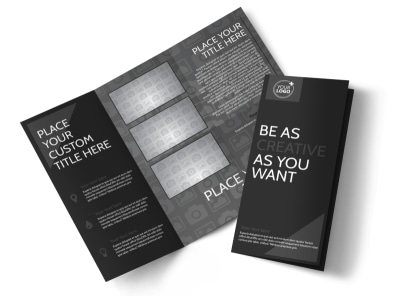 Generic Tri-Fold Brochure Template 11324