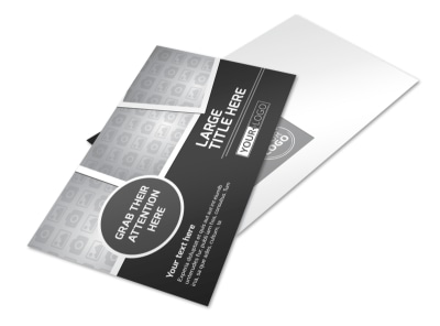 Generic Postcard Template 11364 preview