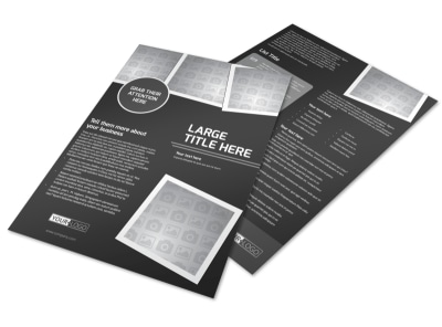 Generic Flyer Template 11368 preview
