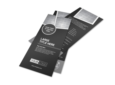 Generic Flyer Template 11370