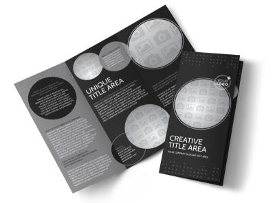 Generic Tri-Fold Brochure Template 11372