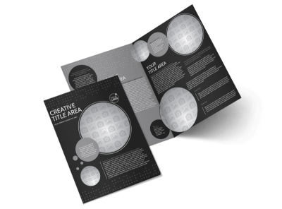 Generic Bi-Fold Brochure Template 11373