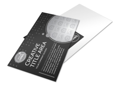 Generic Postcard Template 11374 preview
