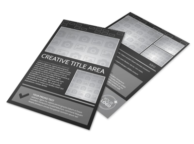 Generic Flyer Template 11383