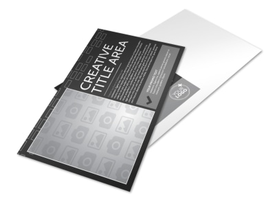 Generic Postcard Template 11384 preview