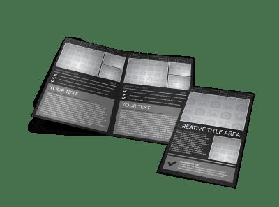 Generic Brochures Template Preview