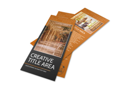Travel Tourism Templates MyCreativeShop - Hotel brochure template