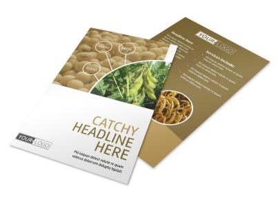 Crop Advisors Flyer Template