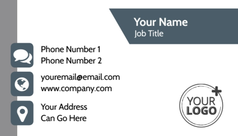 Apartment Moving Pros Business Card Template Preview 2