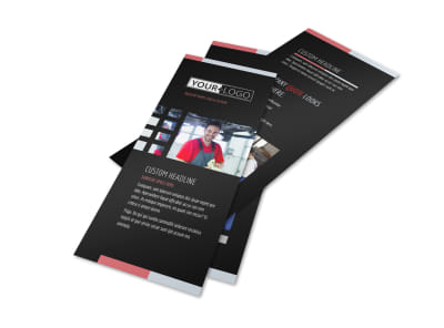 Car Repair Flyer Template preview