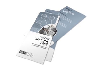 Collision Repair Center Flyer Template